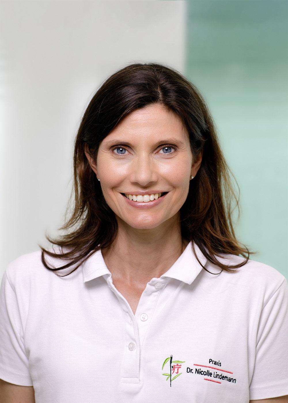 Dr. Nicolle Lindemann, Fachärztin für Innere Medizin und Traditionell Chinesische Medizin